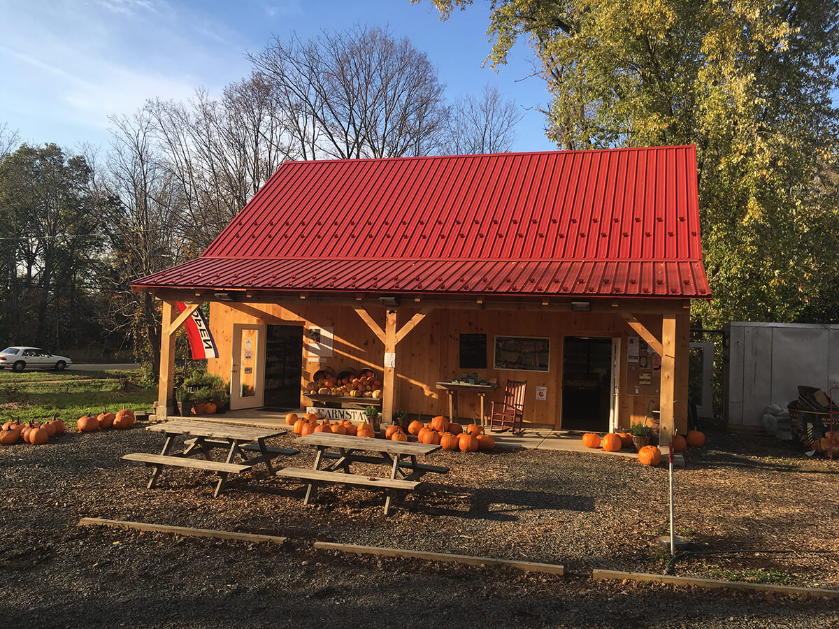 Farm Store Timberpoint Building